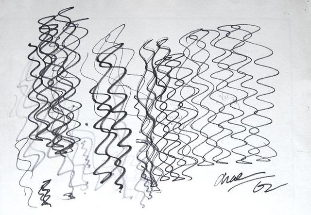 , 'Untitled B,' 1962, Aicon Gallery