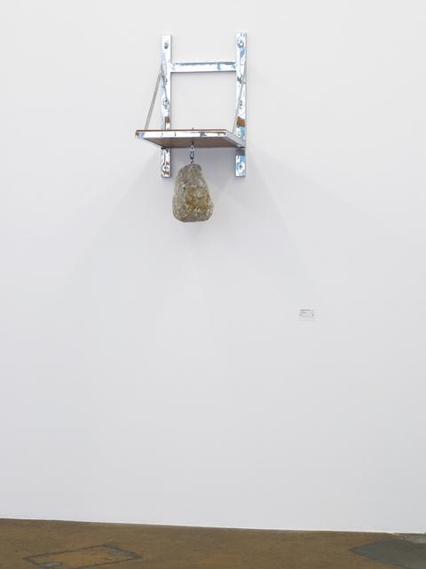 , 'Punching-stone,' 2008, Xippas Arte Contemporáneo
