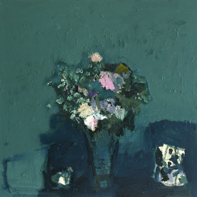 Jennifer Hornyak, 'Penelope Pink', 2021, Painting, Huile sur toile / Oil on Canvas, Galerie de Bellefeuille
