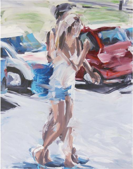 , 'o.t. (Parkplatz),' 2017, Galerie Barbara von Stechow