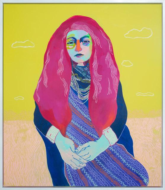, 'Native Daughter 1890,' 2017, Rebecca Hossack Art Gallery