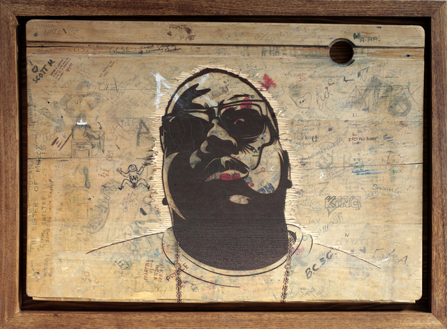 , 'Biggie Smalls,' 2014, StolenSpace Gallery
