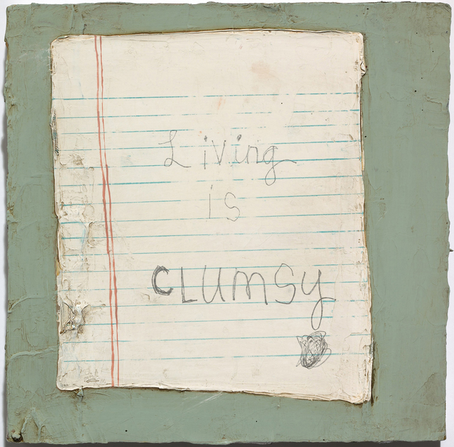 , 'Clumsy,' 2009, Jane Lombard Gallery