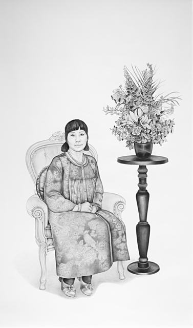 , '自由, Free, Portrait of Shi Janni,' 2017, Galleria Heino