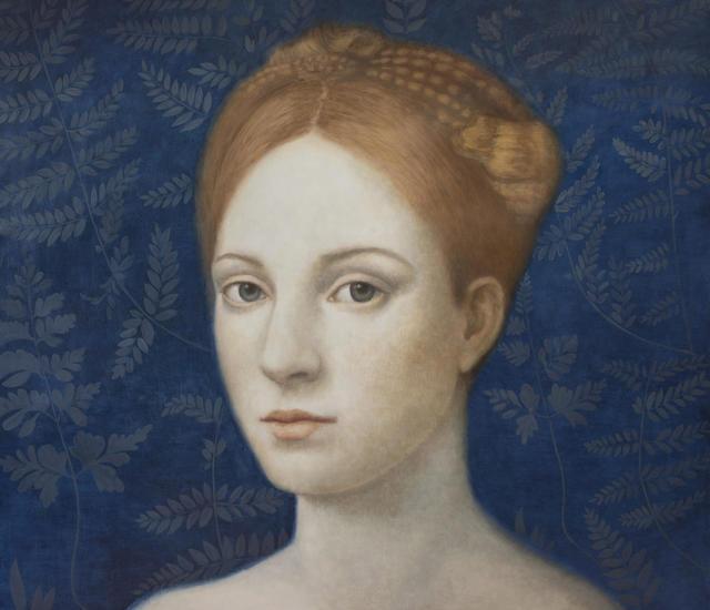 , 'Fern, después de Anna Atkins,' 2017, Nüart Gallery
