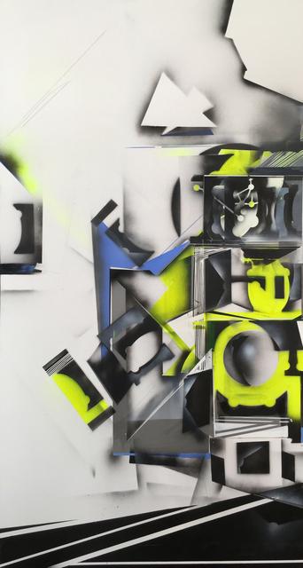 , 'Construction,' 2018, J. Cacciola Gallery