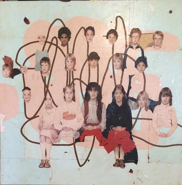 , 'Class Portrait,' 2018, Elizabeth Houston Gallery