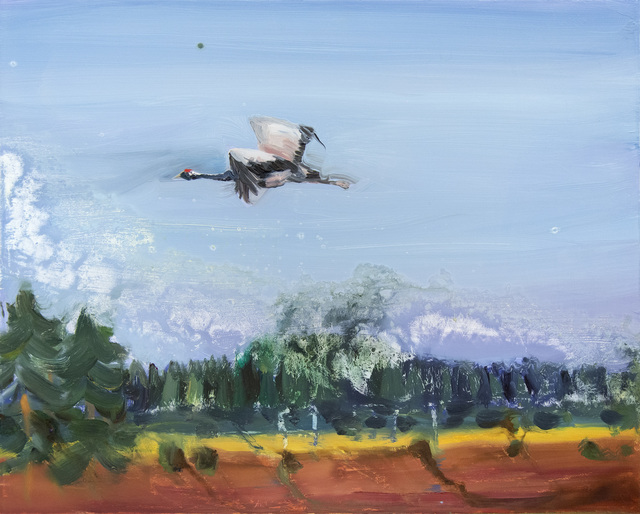 , 'Trana,' 2015, Galleri Magnus Karlsson
