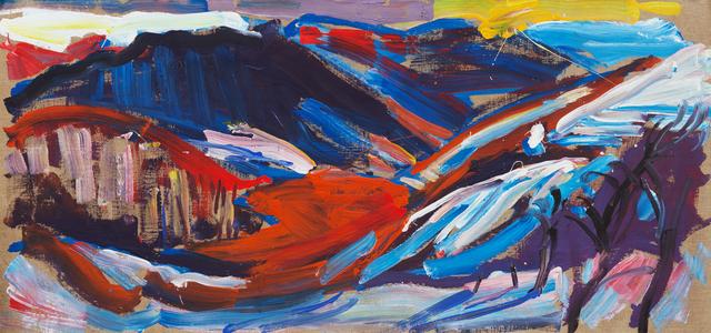 , ' Transcarpathia. Winter,' 2016, Voloshyn Gallery