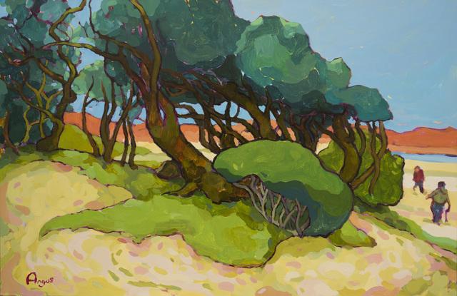 , 'Windswept Shade,' , Ventana Fine Art