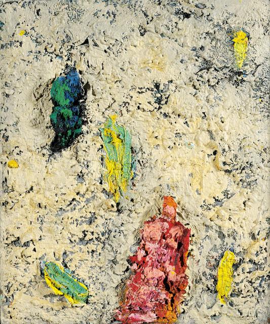 """, '""""Feldsteher"""" (Fieldstayer),' 1992, Galerie Bei Der Albertina Zetter"""
