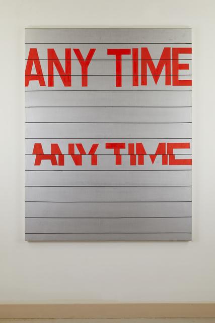 , 'Not Now,' 2018, Federica Schiavo Gallery