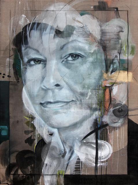 , 'Caroline Lucas MP,' 2017, Candida Stevens Gallery