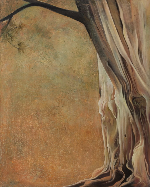 , 'Pine Tendril,' 2018, Asia Art Center