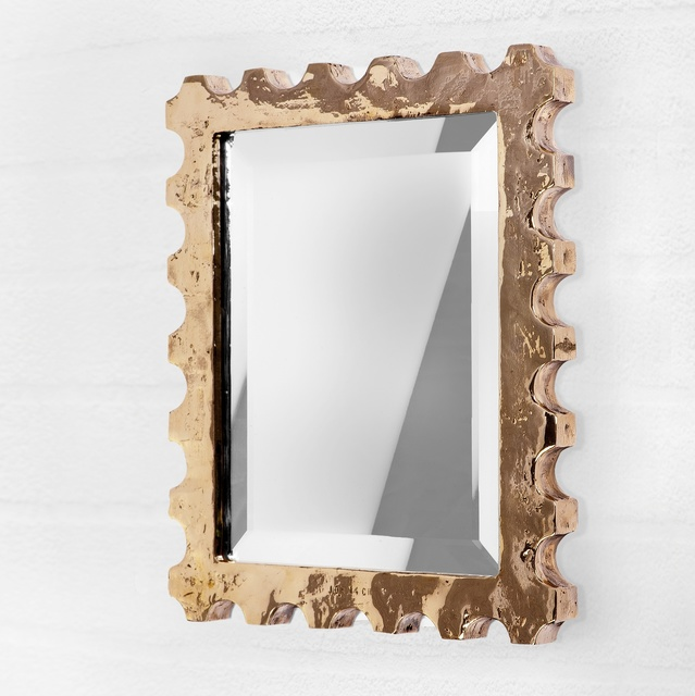, 'No. 77 Stamp Mirror,' 2014, Chamber