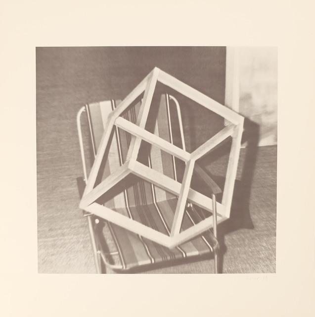 , 'Blatt g aus der Edition: 9 Objekte ,' , Galerie Brigitte Schenk