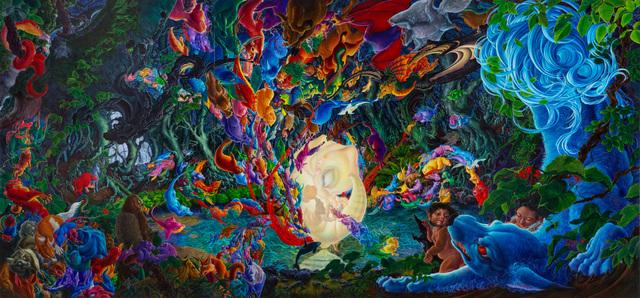 , 'The Circulation,' 2011, Mizuma Art Gallery