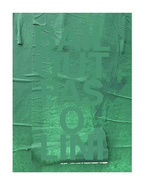, 'Bailout Pasolini,' 2012-2013, Kent Fine Art