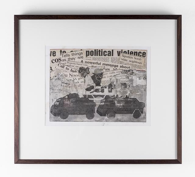 , 'Political Violence,' 1994, SMAC