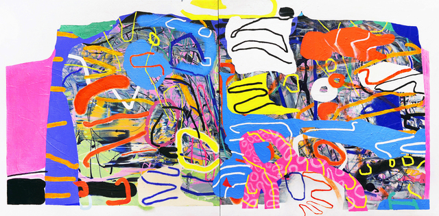 , 'Map to my Backyard Inflatable Pool I,' 2017, Han Art