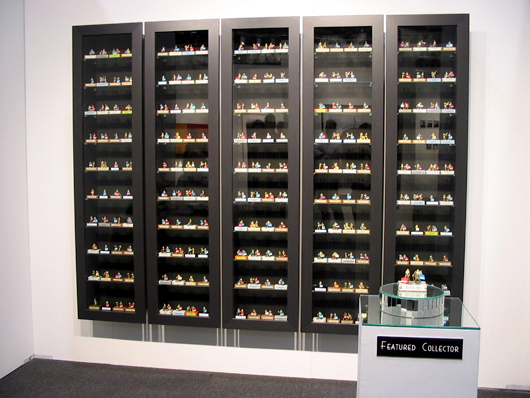 Jennifer Dalton, 'The Collector-ibles', 2006, Winkleman Gallery