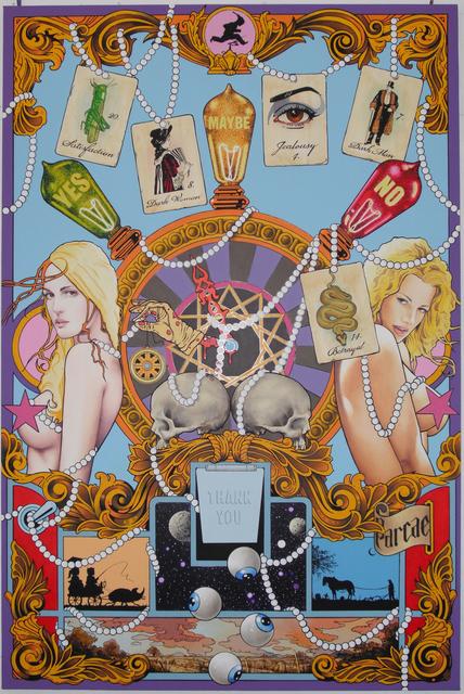 , 'Parcae,' 2012, DECORAZONgallery