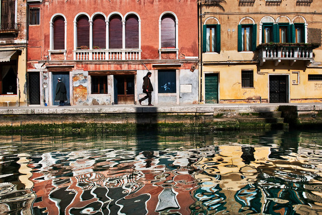 , 'Venice Reflections, Italy,' 2011, Cavalier Galleries