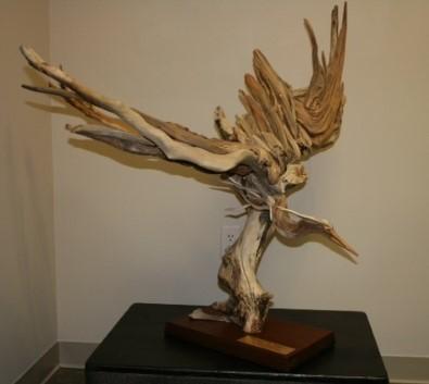 , 'Heron in Flight,' , Zenith Gallery