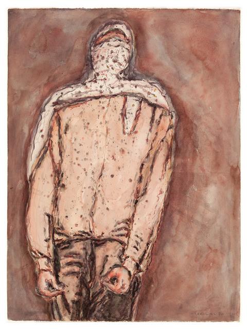 , 'Der Verdeckte ,' 1970, Galerie Michael Hasenclever