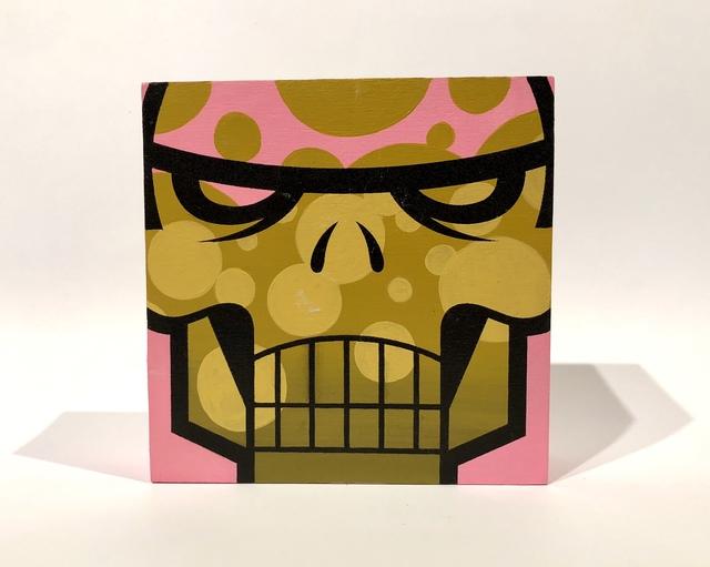 matt siren, 'Transformer Mask #1', 2018, Woodward Gallery