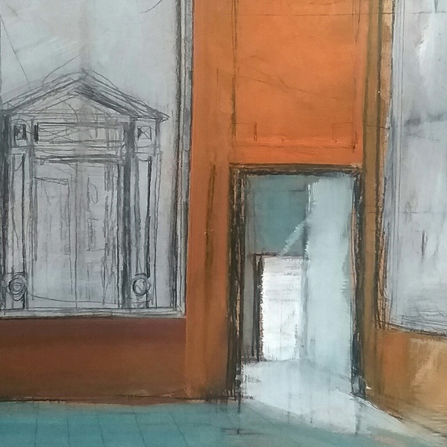 Pierre Bergian, 'Two Mirrors', 2014, Octavia Art Gallery