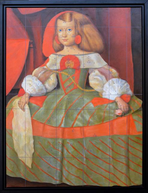 , 'Infanta Margarita,' 2005, Oeno Gallery