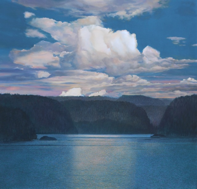 , 'Nameless Hours, The Gulf Islands,' 2016, Loch Gallery