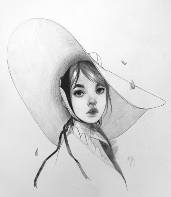 , 'Drawing #10 Study,' 2017, Spoke Art