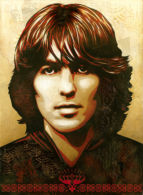 , 'George Harrison,' 2015, StolenSpace Gallery