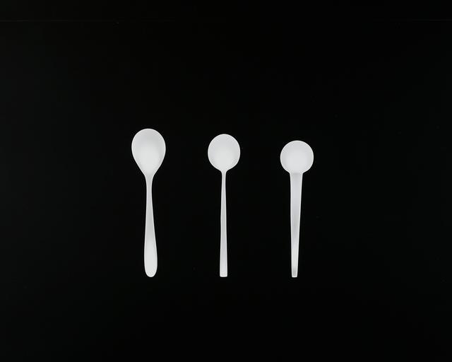 , '3 Airline Spoons,' 2016, Galerie Krinzinger