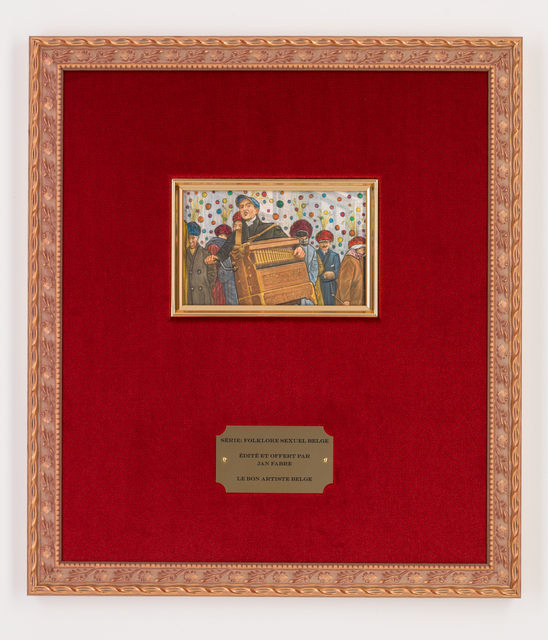 , 'The Organ Player,' 2017, Mario Mauroner Contemporary Art Salzburg-Vienna