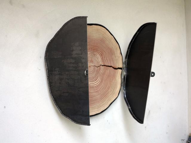 , 'Disco rígido #2,' 2016, Caroline Pagès Gallery