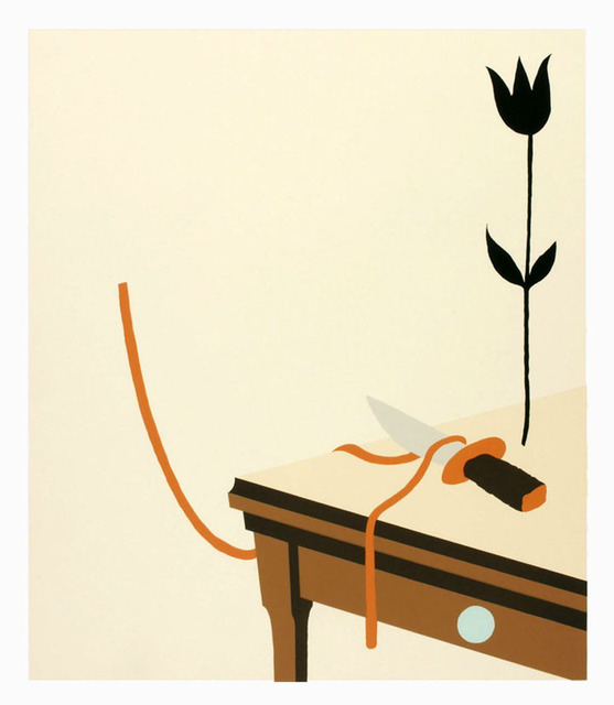 , 'Strip Me of My Danger,' 2006, Tamarind Institute