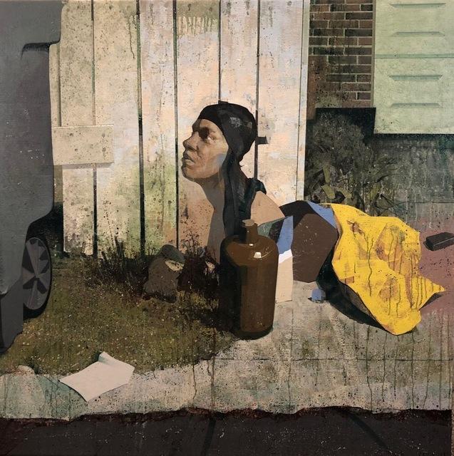 , 'Wheelie,' 2019, Nüart Gallery