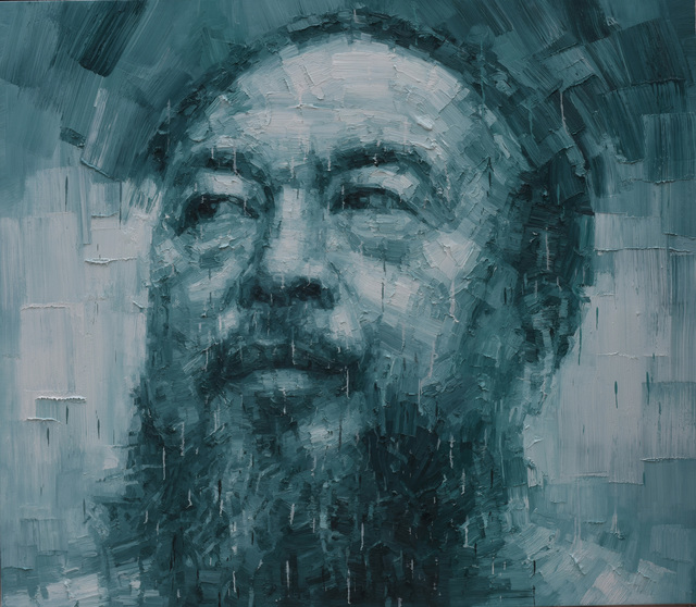 , 'Portrait of Ai Weiwei C,' 2015, Nanda Hobbs Contemporary