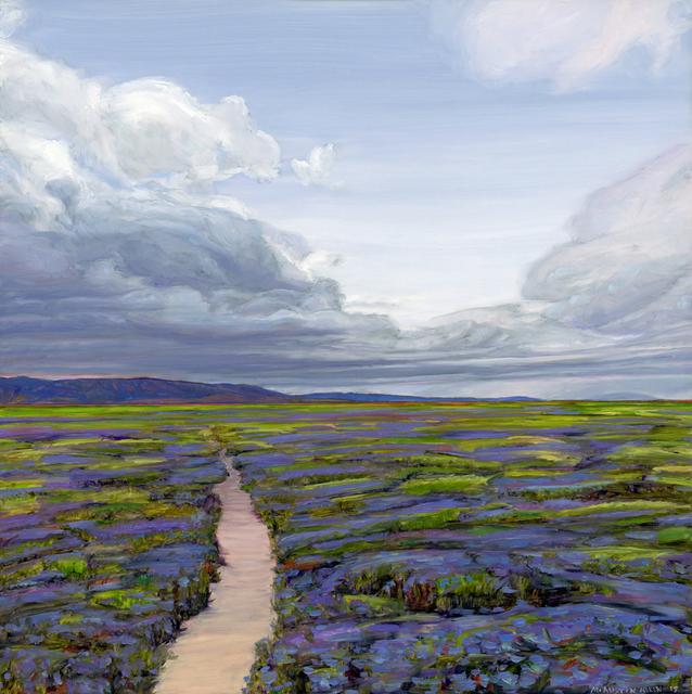 , 'Carrizo Plain Blooms,' 2018, Sue Greenwood Fine Art