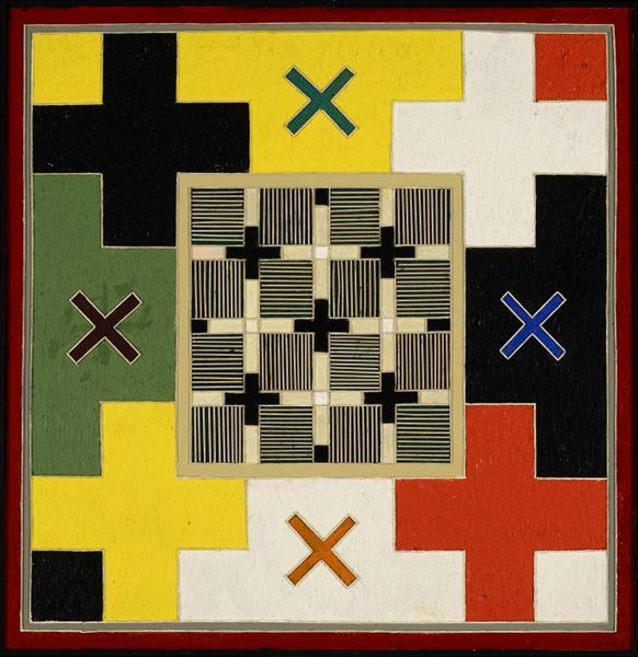 , 'Game Board,' 2015, Gerald Peters Gallery Santa Fe