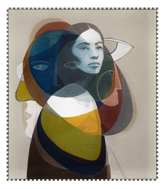 , 'Layers of Alienation,' 2018, Marianne Boesky Gallery