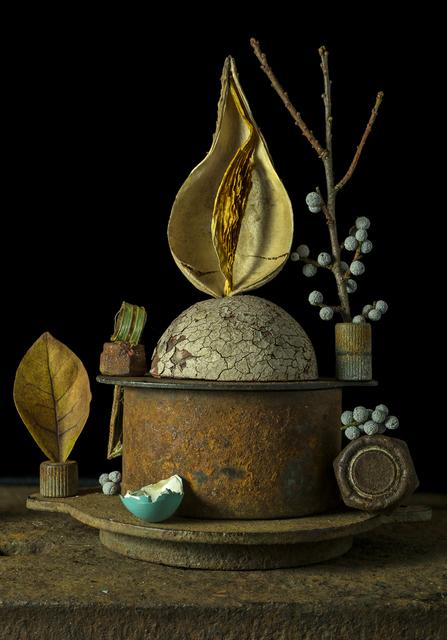 Allan Markman, 'Shrine 2 with Robin's Egg Shell', Soho Photo Gallery