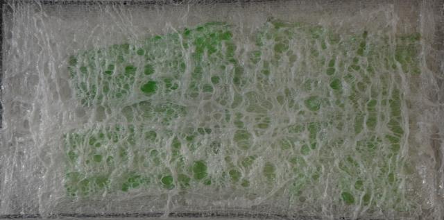Marlise Rüegg, 'Quallen Bild', 2021, Installation, Plastik, ARTBOX.GALLERY