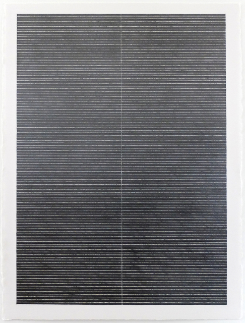 Jon Poblador, 'Nothing to Fear', 2019, Painting, Graphite Pencil on Paper, Alfa Gallery