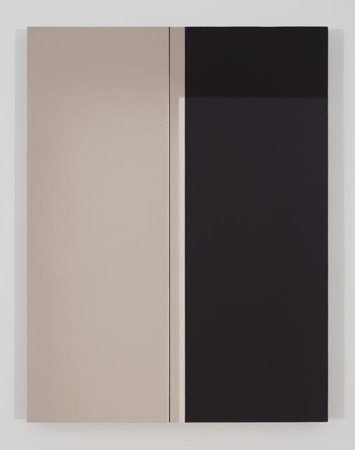 , 'Black Door,' 2017, Galerie René Blouin