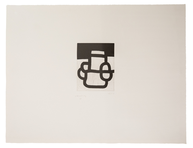 Eduardo Chillida, 'Antzo IV', 1985, Zeit Contemporary Art