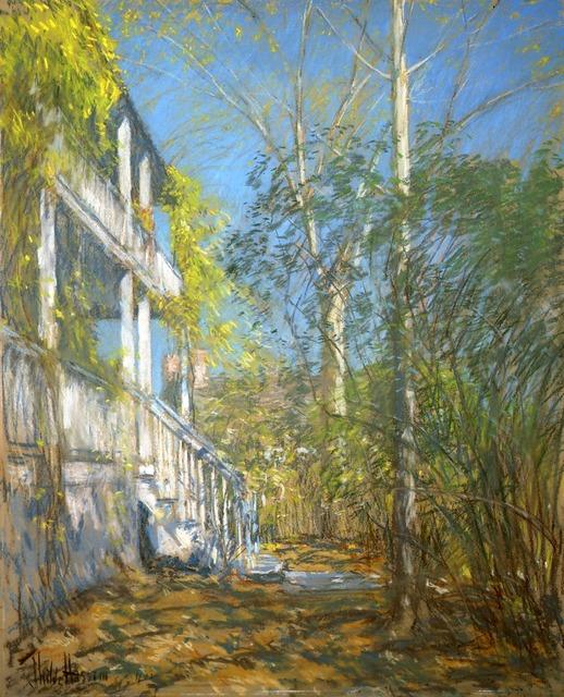, 'Summer at Cos Cob,' 1902, Montclair Art Museum